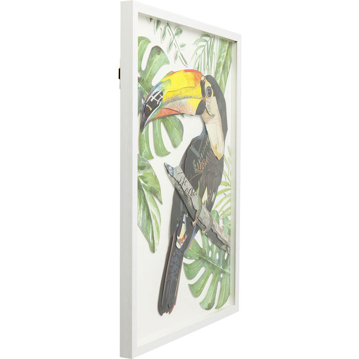 Картина Frame Art Paradise Bird Single 70x50cm